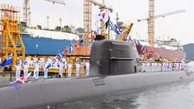 """La crisis de los submarinos es una """"señal de alerta"""" para la UE"""