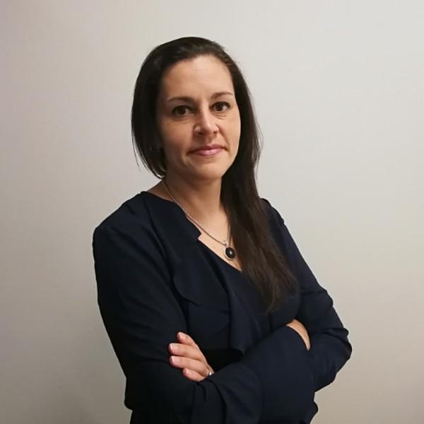 En la foto Hazel Valverde, nueva gerenta del BCCR. Foto: LinkedIn