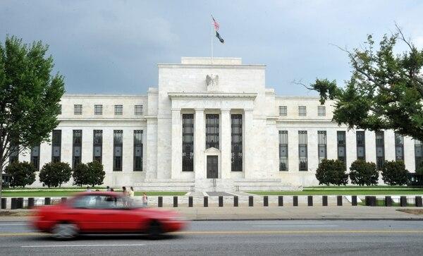 Edificio de la Rerserva Federal, en Washington D.C.