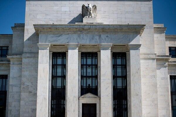 La fortaleza del crecimiento económico en Estados Unidos impulsa el crecimiento de los tipos de interés de referencia de la Fed. / AFP PHOTO / Brendan Smialowski