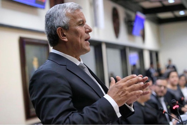 Víctor Morales Mora, diputado del Partido Acción Ciudadana (PAC) y dos veces ministro de Trabajo, trabajará como nuevo ministro de la Presidencia de Carlos Alvarado. Fotografía: Rafael Pacheco.