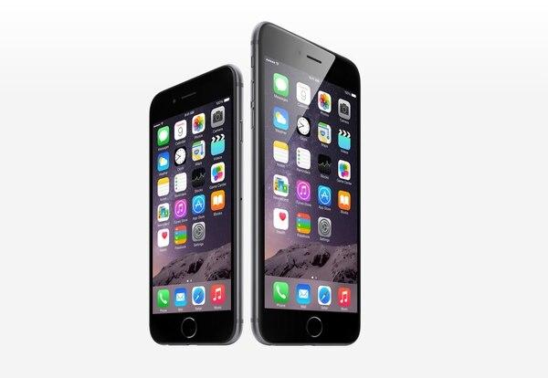 Los ingresos de Apple por la venta de iPhone sumaron $91.464 millones desde octubre del 2014 a marzo del 2015, correspondiente a su primer semestre del actual año fiscal.