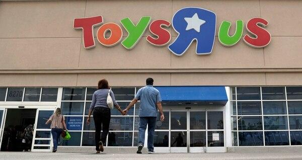 Toys r us era una de las jugueterías emblemáticas del retail en Estados Unidos.