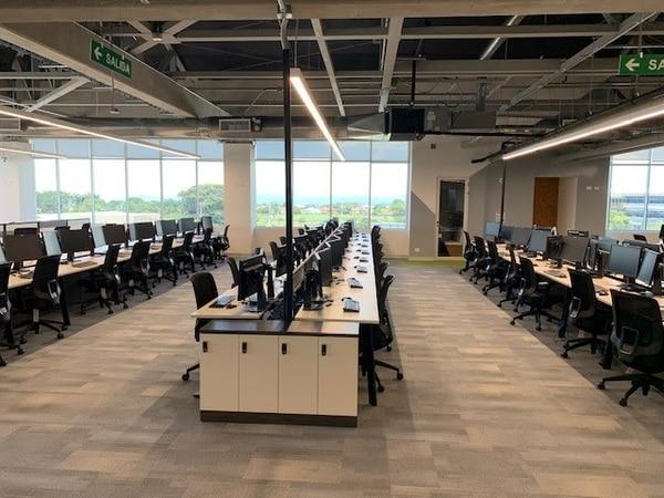 El edificio donde opera la compañía se ubica en el Centro Corporativo El Cafetal y tiene la certificación Leed Silver. Cinde para EF.