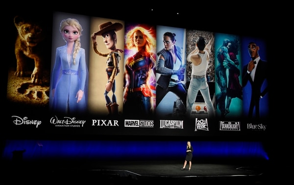 El lanzamiento de Disney Plus había sido anunciado en abril pasado. (Foto AP / Archivo GN)