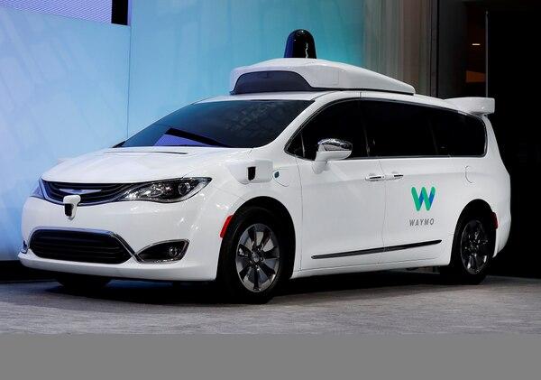 La subsidiaria de la compañía matriz de Google, Alphabet, ha venido probando coches autónomos durante años.