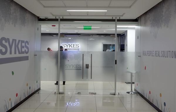 Sykes cuenta con más de 20 años de experiencia en el país, más de 5000 colaboradores, operaciones en Heredia, Moravia, Hatillo Centro y San Pedro. Foto Alonso Tenorio