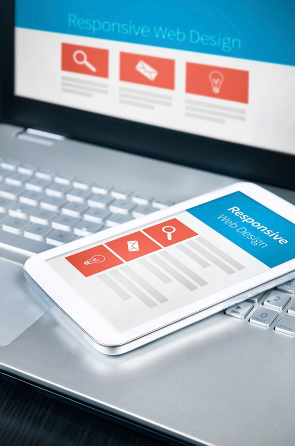 Lo mínimo con que debe cumplir el sitio web de su empresa es que pueda usarse y se adapte a diferentes dispositivos de los consumidores.