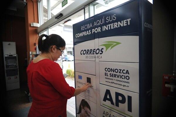 Aeropost estima que para el 24 de noviembre la cantidad de pedidos se incrementarán hasta en un 80%. Foto de: Diana Méndez.
