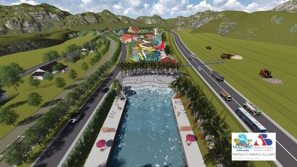 El parque acuático Vulcano contará con una tecnología especial para prepagar alimentos y otros servicios en la entrada del complejo, y luego obtener el producto deseado mediante un brazalete que servirá como medio de pago.