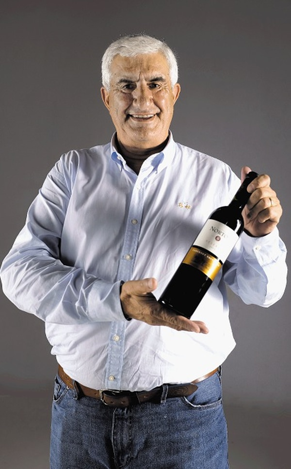 Jorge Riccitelli.