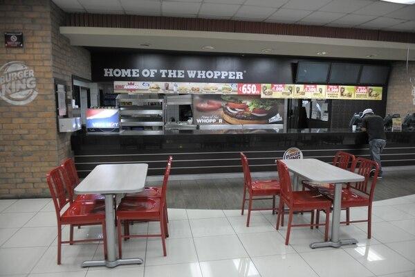 Burger King anunció el cierre de sus 29 restaurantes en Costa Rica el pasado 5 de octubre. Ocho meses después regresaría al país.