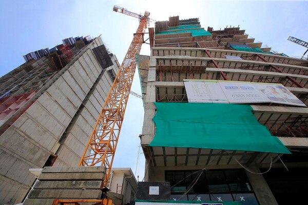 Durante mayo la construcción fue la actividad económica con mayor crecimiento, de 13,32%, con respecto al año anterior, seguido por las actividades de transporte y almacenamiento.