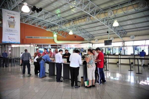 Servicio se reanudará en horario normal a partir del 01 de abril del 2013