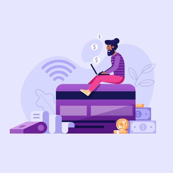 El BCCR emitió una regulación que le posibilita a una fintech conectarse a Sinpe para realizar transacciones de pago a través de esta plataforma. Foto: Shutterstock.
