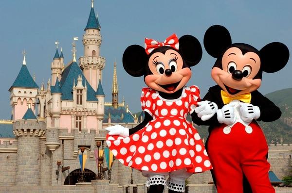 Disney cuenta con parques temáticos en países como Japón, Francia y China.