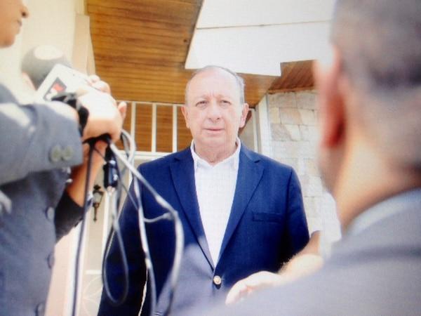 Rodolfo Hernández renunció a la candidatura del PUSC el jueves pasado y luego cambió de opinión el sábado; sin embargo, este miércoles lo hizo de nuevo.