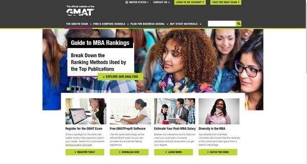 El portal tiene un link a la presentación de la guía y desde ahí se pueden consultar diferentes apartados de la información.