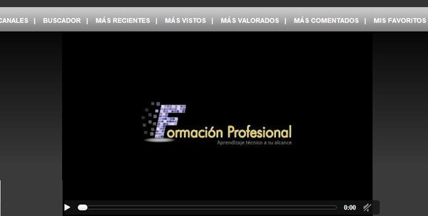 Canal Iberoamericano de Formación Profesional del INA