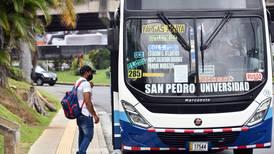 Estas son las nuevas condiciones que propone el MOPT para renovar las concesiones de buses