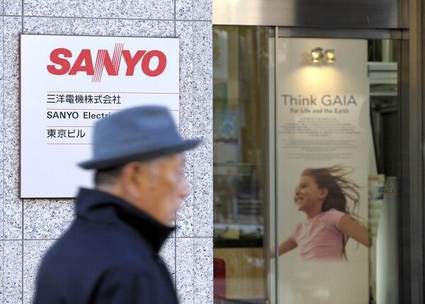 A Sanyo se le impuso una multa por $10,7 millones