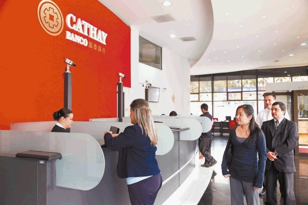 Banco Cathay realizará emisiones de bonos por $20 millones.