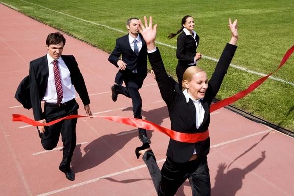 Los pros y contras de la competencia entre empleados