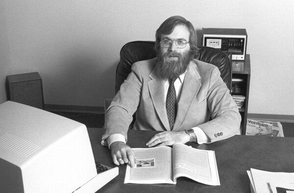 Paul Allen fue el cofundador de Microsoft en 1975. (Foto cortesía de Microsoft)