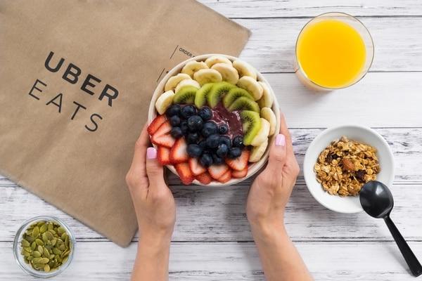 Uber comenzará a dar el servicio express de comida a partir de este miércoles 6 de diciembre, como parte de sus estrategias de crecimiento en Costa Rica.