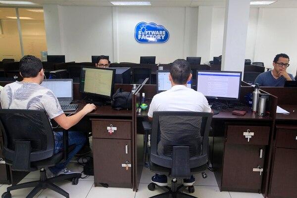 Novacomp es una desarrolladora especializada en soluciones para el sector bancario y financiero. (Foto Rafael Pacheco / Archivo GN)
