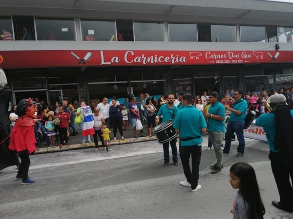 Una de las carnicerías es La Carpintera, ubicada en el centro de Tres Ríos. (Foto cortesía carnicería Tres Ríos)