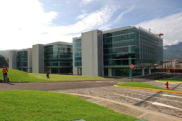 La empresa Oracle se encuentra ubicada en el país en la primera etapa de Forum II, en Santa Ana
