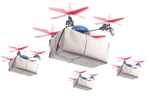 Antes de que prospere una industria de drones comerciales, en particular en las zonas urbanas más pobladas de Europa, distintos tipos de drones deben ser capaces de volar por sus rutas de entrega sin chocar entre ellos.