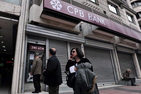 ¿Quebrará Chipre tras el rechazo del plan de rescate?