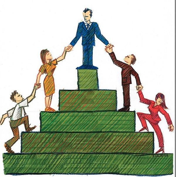 La empresa que tenga mejores líderes tendrá mejores resultados.