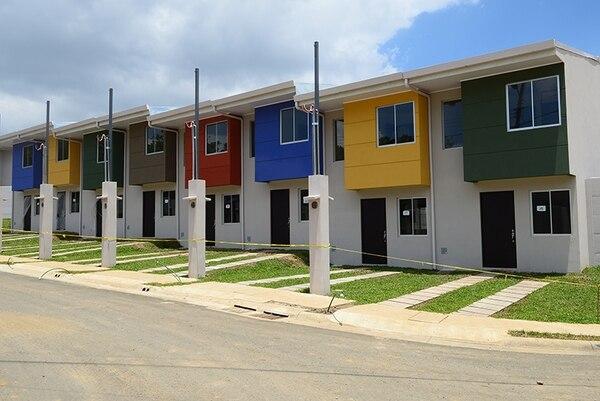 Las soluciones de vivienda que se encuentren por debajo de ¢56.620.000 podrán ser beneficiadas con algunas condiciones especiales por parte de los tres bancos. CARLOS GONZALEZ/GRUPO NACION.