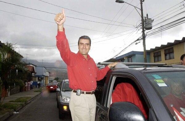 Otto Guevara llevará el mensaje de campaña del Movimiento Libertario a San José y a San Carlos este sábado y domingo. El viernes participará junto con otros candidatos en el debate del Movimiento Solidarista.