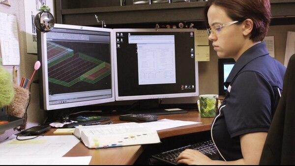 NCI, empresa de componentes metálicos para construcción, abrirá centro de diseño en el país. Foto: http://www.ncibuildingsystems.com/media_videos.html