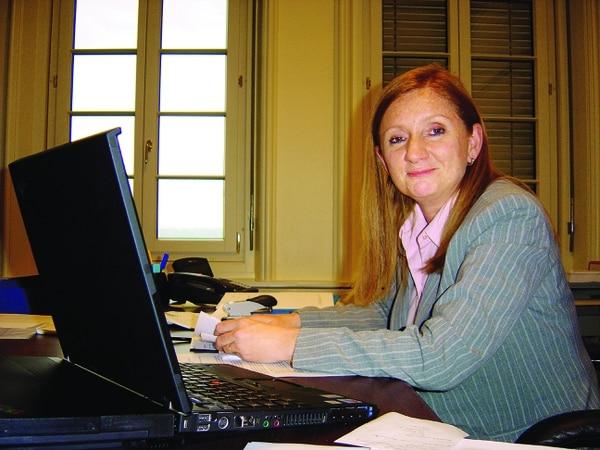 Anabel González lidera el proceso de incorporación de Costa Rica en OCDE.