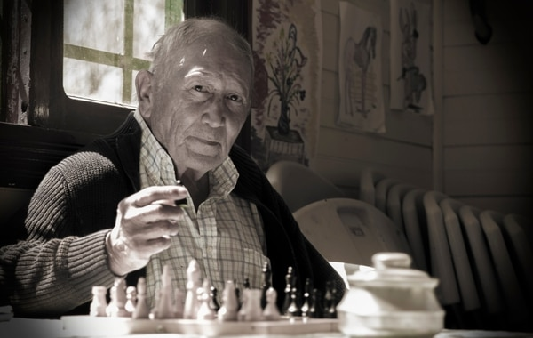Gerontovida organiza juegos y actividades para los adultos mayores.