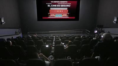 Cines confían en que usuarios dejarán el 'streaming' con la reactivación total