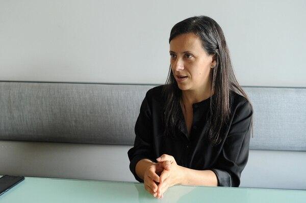 Entrevista con Valeria Venegas, expositora en innovación e invitada al evento Perfil del Consumidor 2018. Fotos: Melissa Fernández