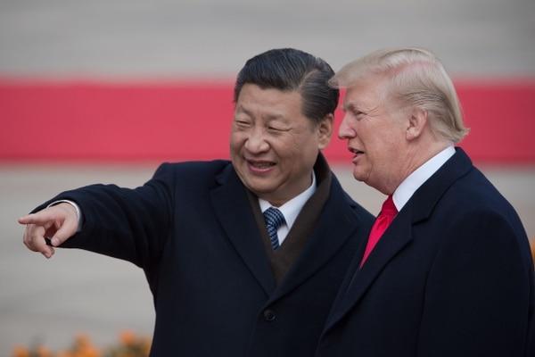 """La medida de Washington va dirigida principalmente contra los productos chinos que se benefician de las """"prácticas comerciales desleales"""", como las transferencias forzadas de tecnología, denunciada por la administración del presidente Donald Trump. Foto: AFP."""