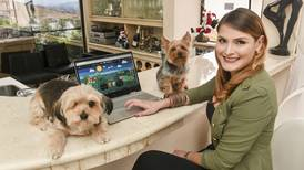Les dijeron que era una mala idea, pero su amor por las mascotas los impulsó a crear una tienda en línea en la que venden más de 2.000 productos