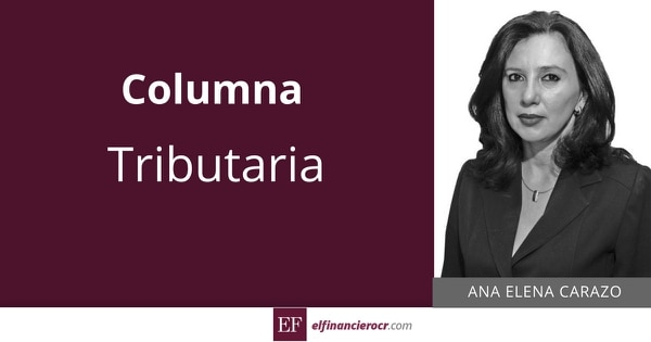 Carátula Columna Tributaria Ana Elena Carazo