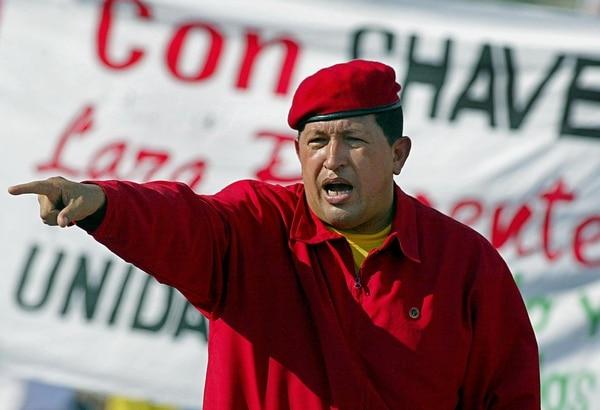 Vicepresidente Nicolás Maduro informó sobre la muerte del presidente venezolano Hugo Chávez