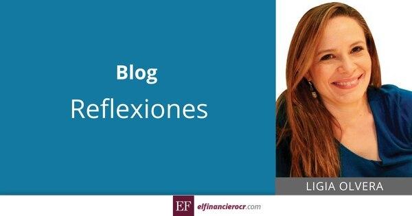 Carátula blog Reflexiones de Ligia Olvera