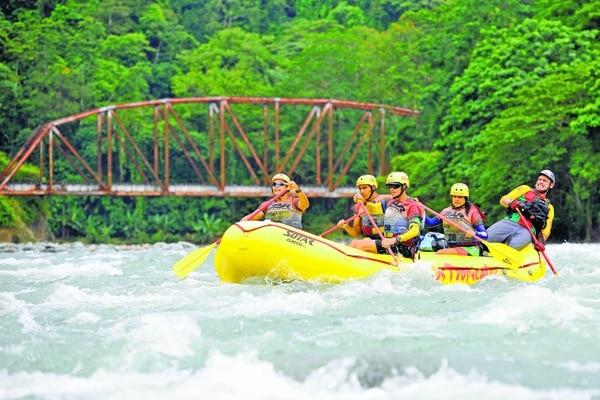 Según la Cámara, actividades como rafting serían algunas de las que podrían verse afectadas por la nueva normativa.