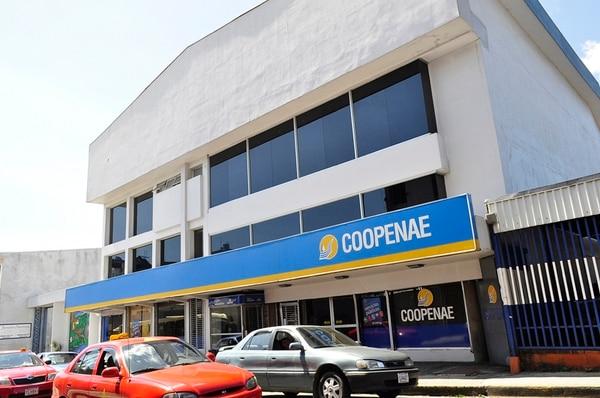 Coopenae es la cooperativa más grande por patrimonio y su cartera de crédito de consumo a mayo pasado era de ¢299.821 millones.