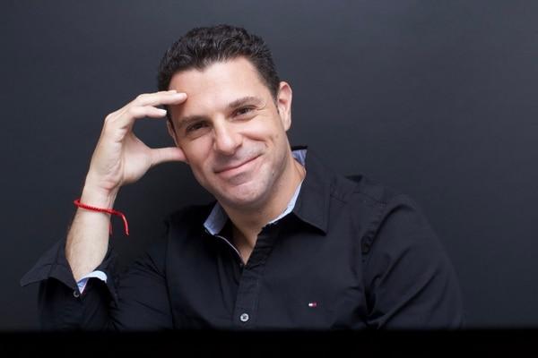 """""""Se debe buscar una empresa que ayude a pensar fuera de la caja"""", reiteró Rodolfo Zamora. (Foto cortesía Equilibrium)"""
